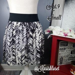 🍓$5 In Bundle🍓Apt. 9 Paintbrush Skirt W/Pockets